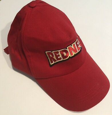 Jeff Foxworthy Genuine Redneck  Baseball Hat  Adjustable OFFICIAL