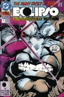 Eclipso The Darkness Within (1992 Ltd) #   1 Near Mint (NM) DC Comics MODERN AGE