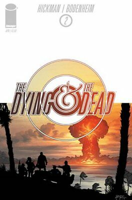 Dying & The Dead (Vol 1) #   2 Near Mint (NM) Image MODERN AGE COMICS