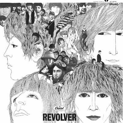 The Beatles ‎– Revolver In Mono & Stereo For The First Time (New/sealed) Cd