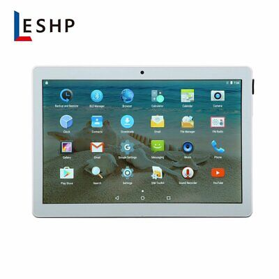 "10.1"" HD Tablet PC Android 7.0 32GB  Ocho núcleos Dual Camera 1.3GHz WIFI Tablet"