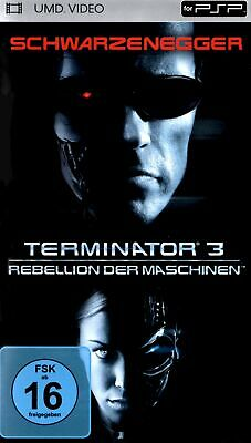 Terminator 3 - Rebellion der Maschinen PlayStation Portable Video / Gebraucht