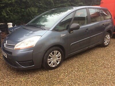 Citroen grand Picasso 2011 1.6 diesel 7 seater