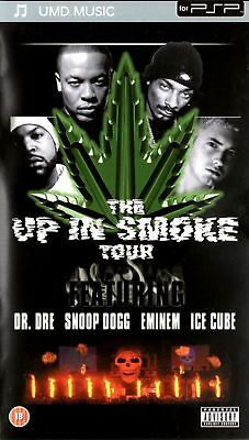 The Up In Smoke Tour PlayStation Portable Musik / Gebraucht
