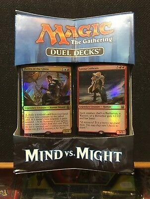 Duel Deck Mind vs Might Magic The Gathering Wizards of the coast