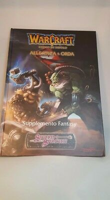 Dungeons & Dragons d20 System Warcraft il Gioco di Ruolo Alleanza & Orda
