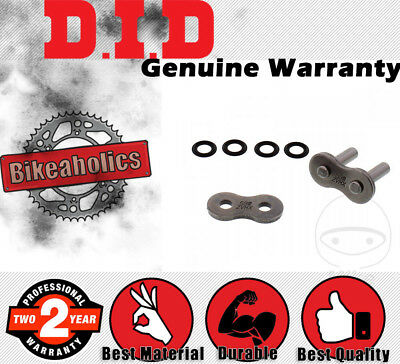 DID Connection Link - Rivet Link - Solid - 530ZVMX for Suzuki GSX