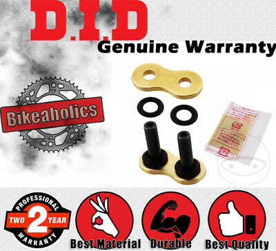 DID Connection Link - Rivet Link - Hollow - G&G525ZVMX for Kawasaki W