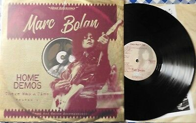 Marc Bolan / T.rex - 'there Was A Time' Lp - (Home Demos Vol One) New & Sealed