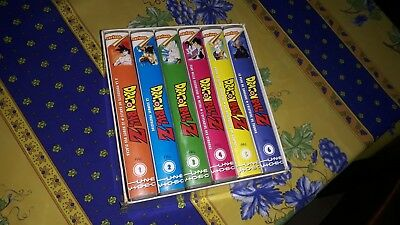 Dragon Ball Z - Coffret Vhs Films - Rare