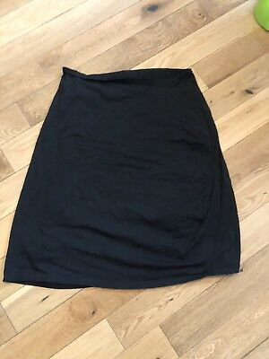 Black Maternity Breast Feeding Cover Up