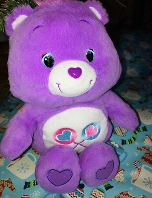 Care Bears Share Bear Large Size Plushie by American Greetings
