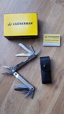 Leatherman Rebar Multi Tool - brand new in box, never used.