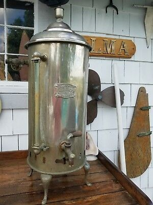 Antique Victorian Water Heater 1860 to 1900