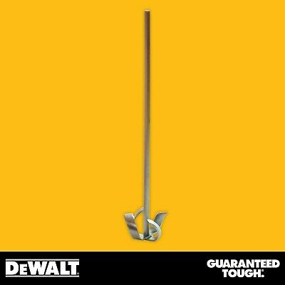 "DEWALT Mud Mixer 13"" Drywall Mixing Paddle Joint Compound Paint Plaster Thinset"