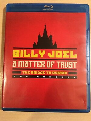 Billy Joel: A Matter of Trust - The Bridge to Russia: The Concert (Blu-ray Disc)