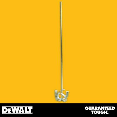 "DEWALT Mud Mixer 28"" Drywall Mixing Paddle Joint Compound Paint Plaster Thinset"