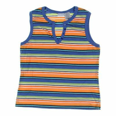 88016c4363c33 WHITE STAG WOMENS Tank Top XL Navy Blue Cotton High Neck -  10.00 ...