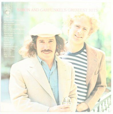 Simon And Garfunkel , Simon And Garfunkels Greatest Hits  Vinyl Record *USED*