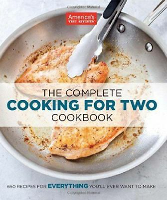 The Complete Cooking for Two Cookbook by America's Test Kitchen {ĔβŐŐĶ}