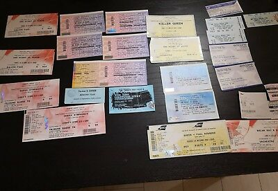 Lot - billet - ticket - place - concert - Queen - Brian May - Tribute - Symphony