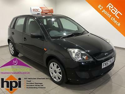 Ford Fiesta 1.25 2007.25 Style, FULL SERVICE HISTORY, CAM-BELT REPLACED