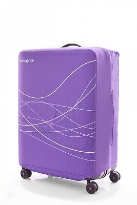 NEW Samsonite Travel Accessories  Large Foldable Luggage Cover Assorted - in
