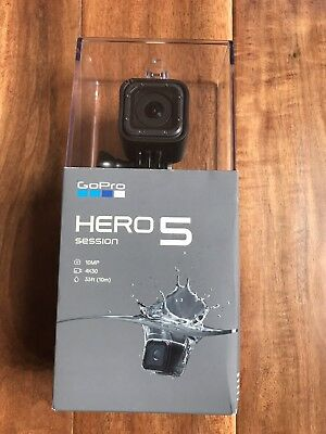 GoPro Hero 5 Session 10MP WiFi Waterproof Action Sport Camera