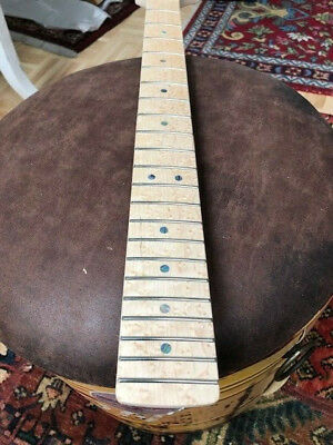 Stratocaster Hals / Neck maple  ,Birdseye, unfinished