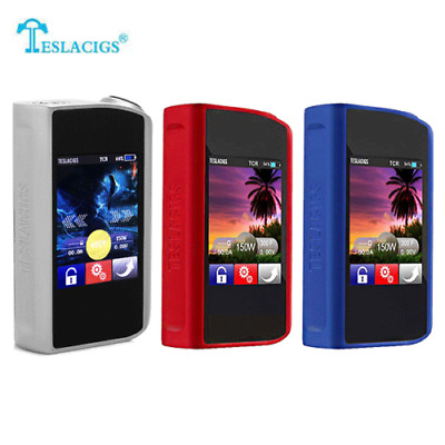 TESLACIGS Touch Screen Mod 150W TC Mod Touch 100% Genuine