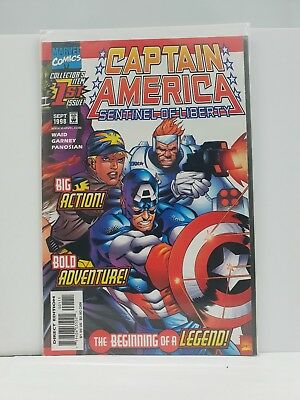 Captain America: Sentinel Of Liberty #1 (of 12) : Near Mint