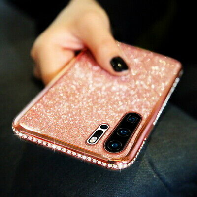 For Huawei Mate 30 Pro P20 P30 Lite P Smart Sparkle Soft Silicone Case TPU Cover