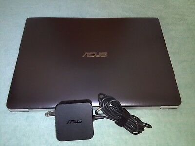 "ASUS Q301LA VivoBook 13.3"" Touchscreen Laptop Intel Core i5 500GB 6GB RAM Win8.1"
