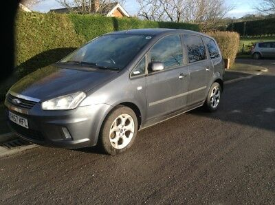 Ford Focus C Max 2007 (57 plate)