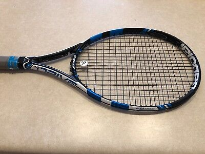 Babolat 2015 Pure Drive 4 3/8 Excellent, Standard Length