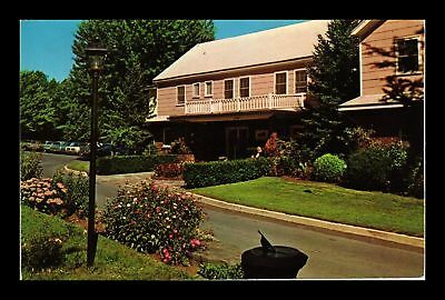Dr Jim Stamps Us Brookdale On The Lake Scotrun Pennsylvania View Postcard