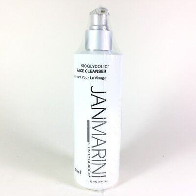 Jan Marini BioGlycolic Bioclear Face Cleanser 8 oz EXP 02/18