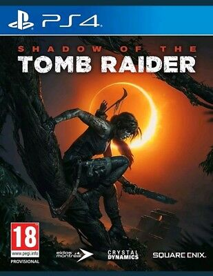 Shadow of the Tomb Raider PS4 Deutsch (Sony PlayStation 4, 2018)  NEUWARE