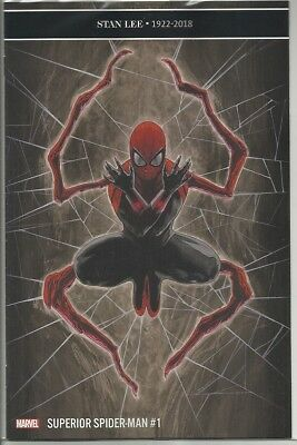 SUPERIOR SPIDER-MAN (2018, new series) No. 1, US-Comic