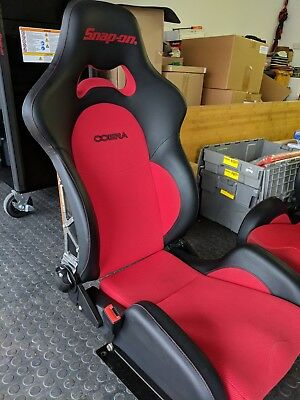 Cobra Misano Snap-on Bucket Seats