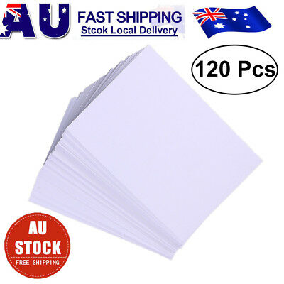 120 Sheets Art Sketchbook/Sketch Pad A5 Watercolour Paper For Drawing AU Stock