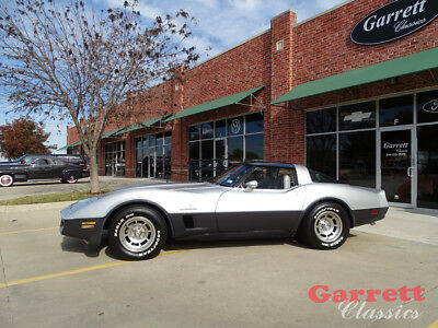 1982 Chevrolet Corvette  1982 Chevy Corvette 5.7L Cross Fire Injection 1 Owner Car