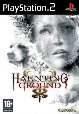 Playstation 2 Reorderable-Haunting Ground Ps2 GAME NEW