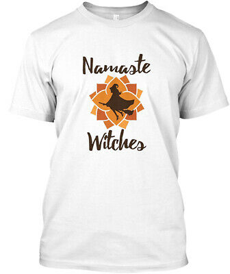 One-of-a-kind Namaste Witches - Hanes Tagless Tee Hanes Tagless Tee T-Shirt