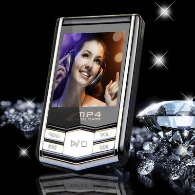 16GB Slim MP4 Music Player With 1.8'' LCD Screen FM Radio Video Games & Movie