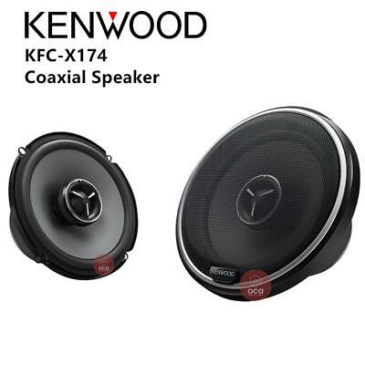 KENWOOD KFC-X174 17cm Round Coaxial Car Speaker