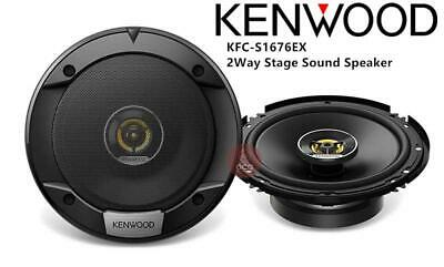 KENWOOD KFC-S1676EX 16cm 2Way Stage Sound Car Speaker