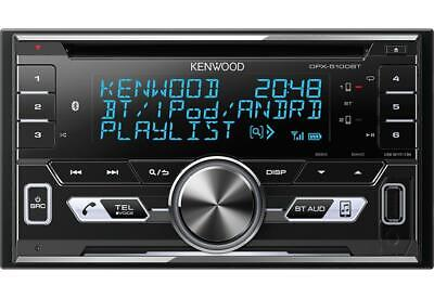 Kenwood audio player DPX-5100BT 2Din USB/CD Receiver High Voltage 4.0V/3-preouts