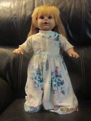 ~ 50cm RARE BERJUSA DOLL ~ SOFT BODY ~ SUPER CUTE ~
