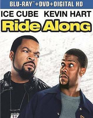 Ride Along (Blu-ray + DVD + DIGITAL HD with UltraViolet) NEW!